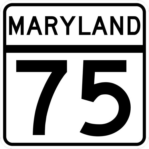 maryland route 75