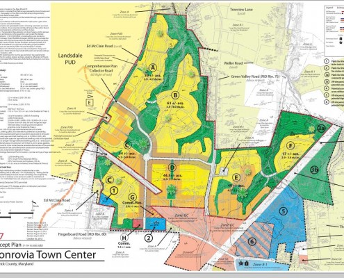 Monrovia Town Center - Planned Unit Development (PUD)