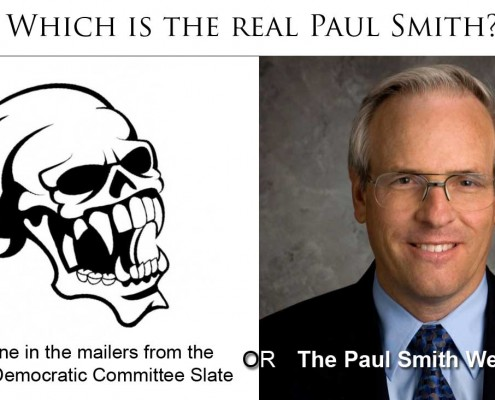 which is the real paul smith - the one we know