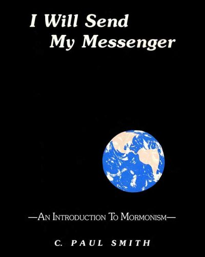 I Will Send My Messenger Cover