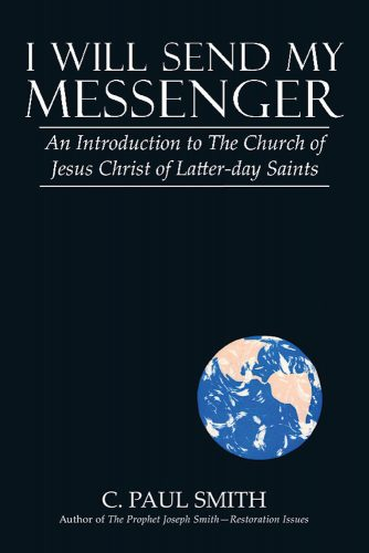 I Will Send My Messenger Book Cover