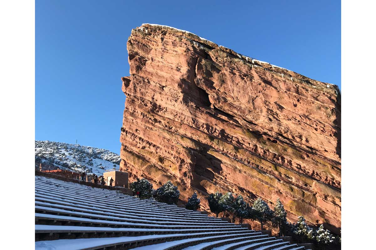 Red Rock Amphitheatre, Morrison, Colorado